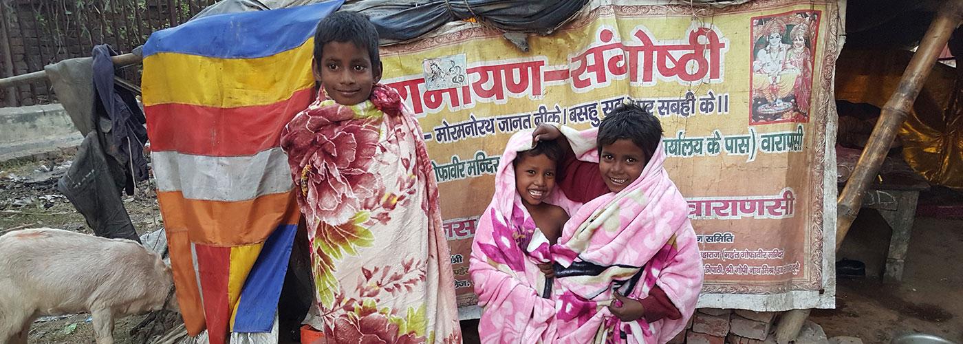 Geef een straatkind in India een beter leven!