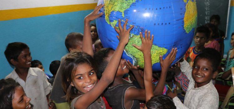 Globewise steunt middelbare scholieren