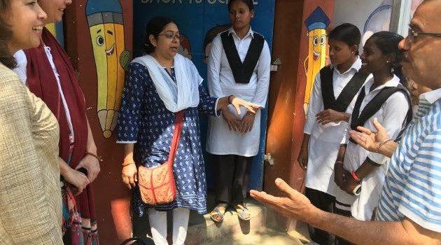 Geslaagd werkbezoek aan India