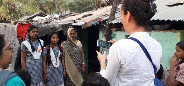 Werkbezoek India in teken van kinderen én moeders