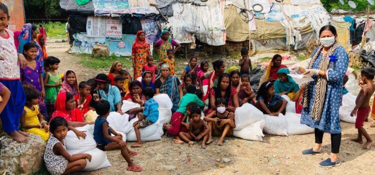 Metta Child blijft noodhulp verlenen aan Buddha's Smile School